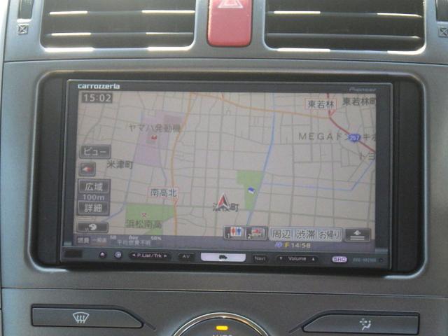 トヨタ オーリス 180G Sパッケージ 純正HDDナビ フルセグTV ETC