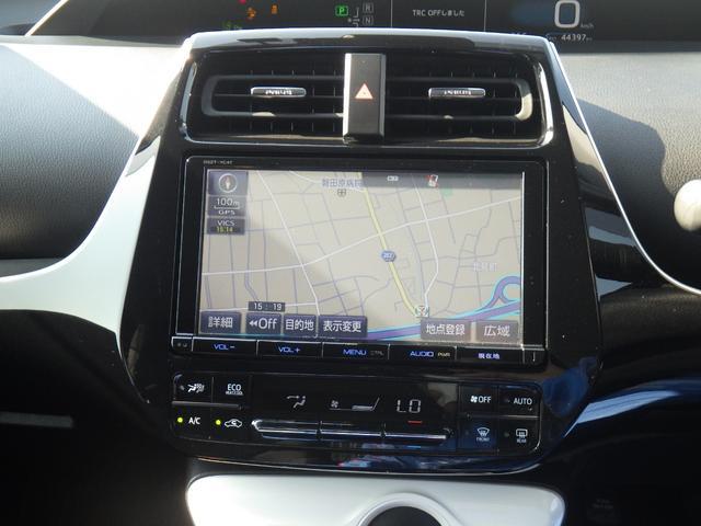 TCナビ+フルセグTV+バックモニター+ETC付きです!初めての道も迷いにくく、ロングドライブも快適ですよ♪