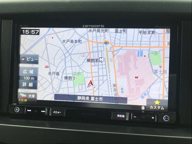 G デュアルカメラブレーキ 電動スライド ナビTV Bカメラ(27枚目)