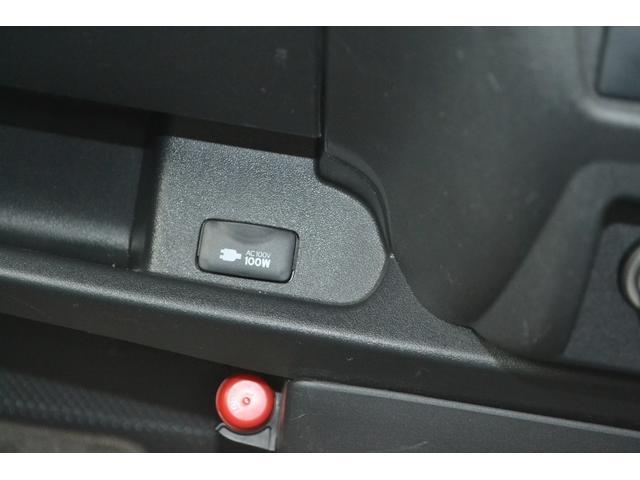 ロングDX GLパッケージ 前後同色バンパー 電動格納ドアミラー リアエアコン リアヒーター フルセグ地デジメモリーナビ フリップダウンモニター TRD風LED付きフロントスポイラー サイドアンダーバー 17インチアルミホイール(32枚目)