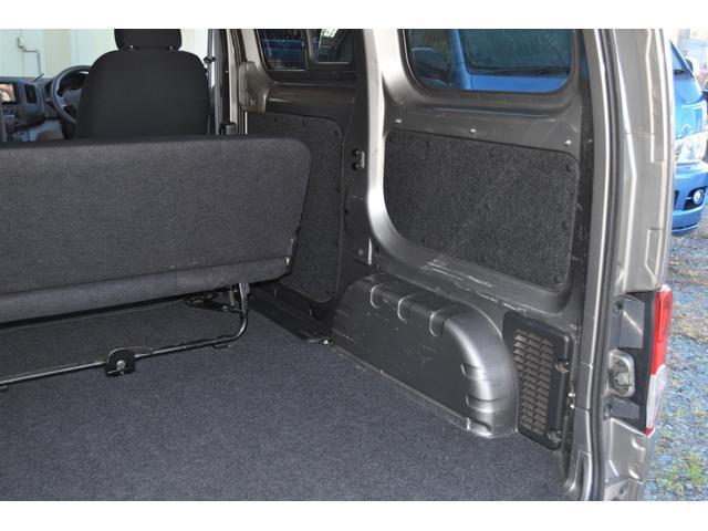 GX 両側スライドドア 4AT 前後同色カラードバンパー 電動ドアミラー フルセグ純正メモリーナビ ETC パワーウィンドー キーレス エアバッグ(23枚目)