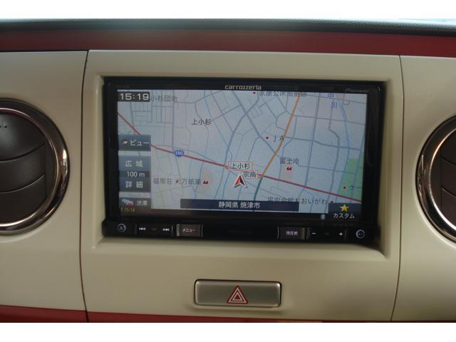 パイオニアのメモリーナビにはフルセグTV・SDMサーバー・DVD再生・Bluetooth(音楽&電話)・バックカメラ・SD(音楽&映像)付いております♪