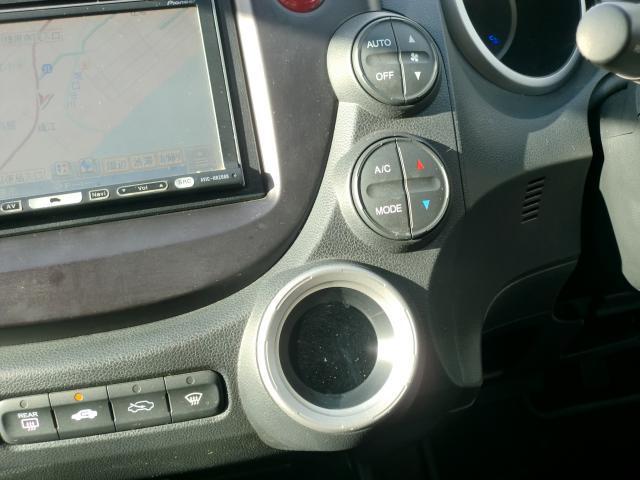 ホンダ フィット 1.5RS HDDナビ(ワンセグ・MSV・DVD)ETC W