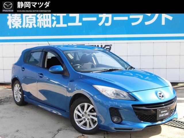 「マツダ」「アクセラスポーツ」「コンパクトカー」「静岡県」の中古車20