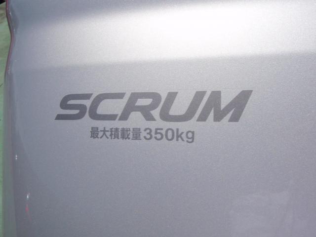 マツダ スクラム PCスペシャル MTモード付オートギアシフト 両側スライドド