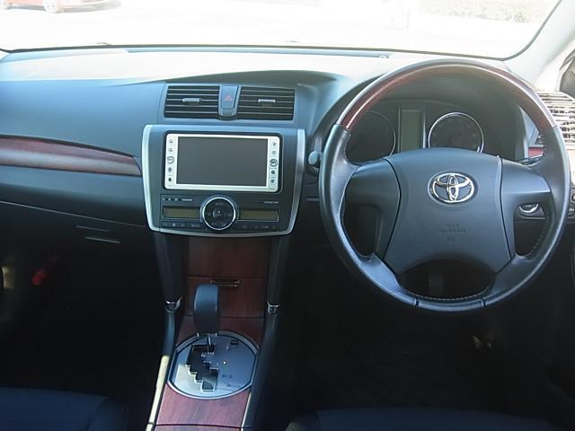 トヨタ アリオン A15G メモリーナビ ワンセグTV ETC HID キーフ