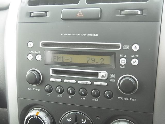 スズキ エスクード 2.0XG 4WD CD・MD 携帯キーレス HIDヘッドラ