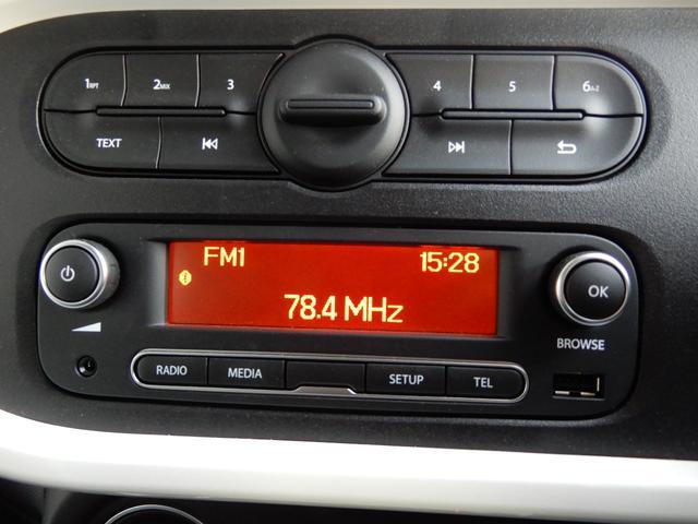 ラジオ(AM・FMラジオ/USB/Bluetooth機能付き)が取り付けられております!