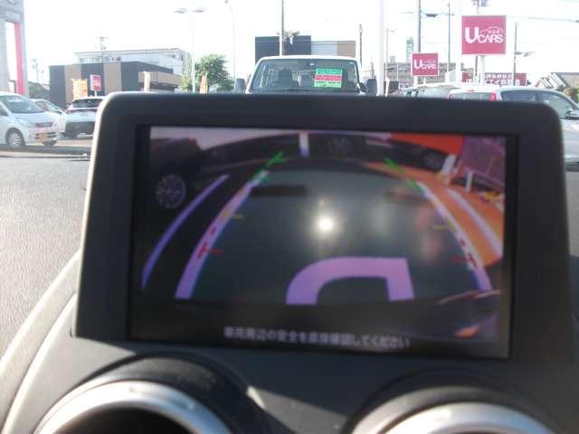 クロスライダー 純正HDDナビ サイドカメラ バックカメラ スエード調シート 2マフラー(4枚目)