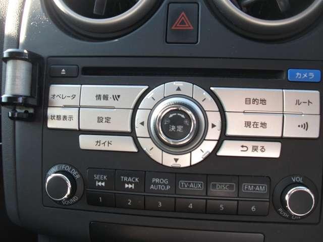 クロスライダー 純正HDDナビ サイドカメラ バックカメラ スエード調シート 2マフラー(5枚目)