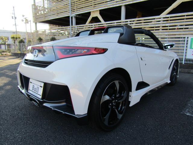 「ホンダ」「S660」「オープンカー」「静岡県」の中古車8