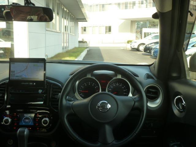 「日産」「ジューク」「SUV・クロカン」「静岡県」の中古車8