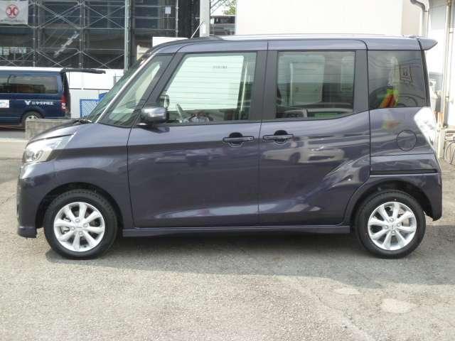「日産」「デイズルークス」「コンパクトカー」「静岡県」の中古車5