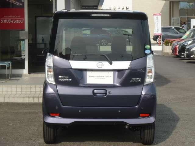 「日産」「デイズルークス」「コンパクトカー」「静岡県」の中古車6