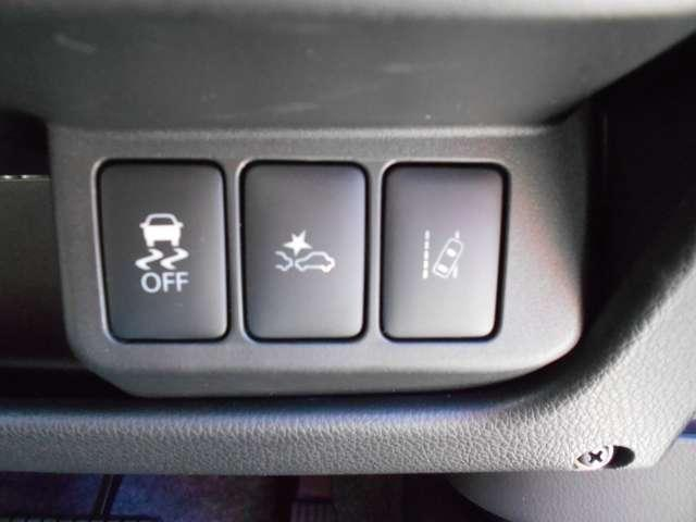 開放感のある運転席まわり