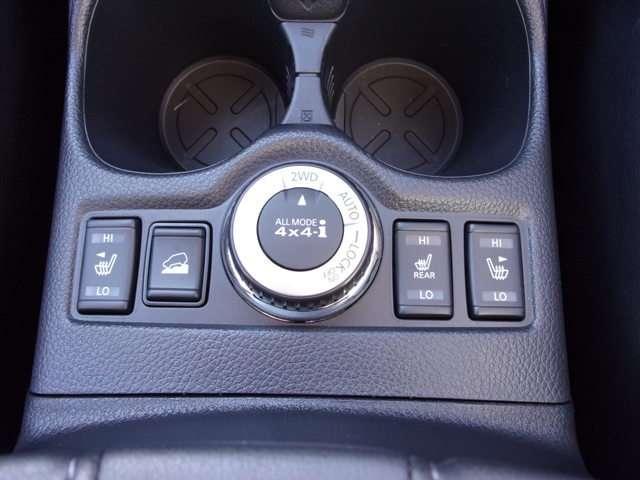パートタイム式の4WD