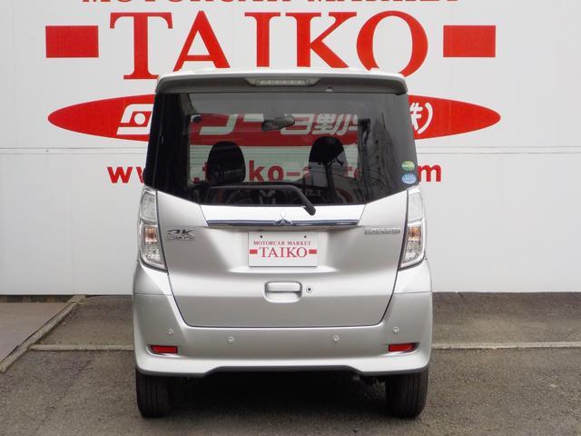 「三菱」「eKスペースカスタム」「コンパクトカー」「静岡県」の中古車8
