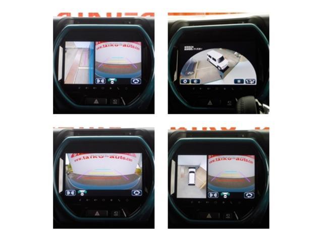ハイブリッドX 純正9インチナビ全カメラPK 届出済未使用車 新車保証継承付(12枚目)
