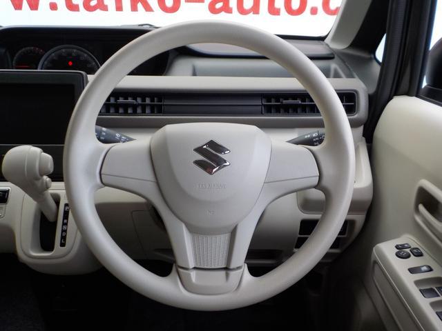 ハイブリッドFX 前後衝突被害軽減ブレーキ 新車保証継承付 オーディオレス(8枚目)