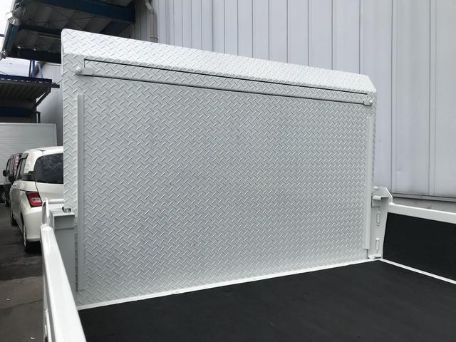 いすゞ エルフトラック 低床 ワイドロング パワーゲート リモコン 6速MT ETC