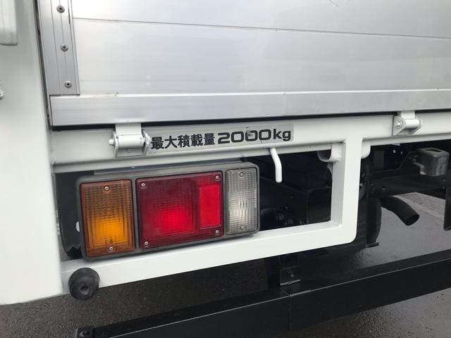 超ロング ワイド 幌 ウイング 低床トラック 6速MT(10枚目)