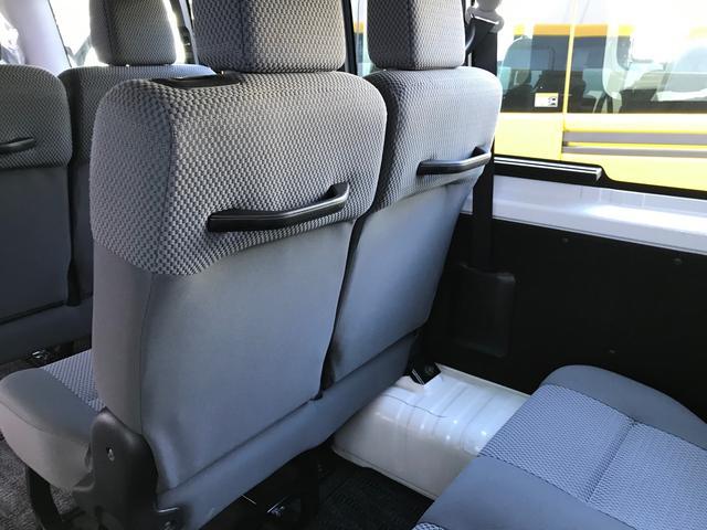 DX ロング低床 Wエアコン キーレス ワンオーナー 片側スライドドア ドライブレコーダー 10人乗り(12枚目)