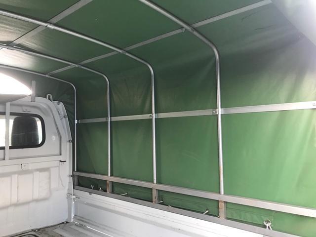 オートマ エアコン パワステ 幌取り外し可能 修復歴無 軽トラック(15枚目)