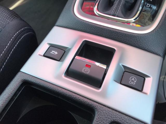 1.6GTアイサイト 4WD ナビ地デジ ETC パドルシフト アイドリングストップ クルコン レーンアシスト LEDライト 社外マフラー スタッドレス付き(7枚目)