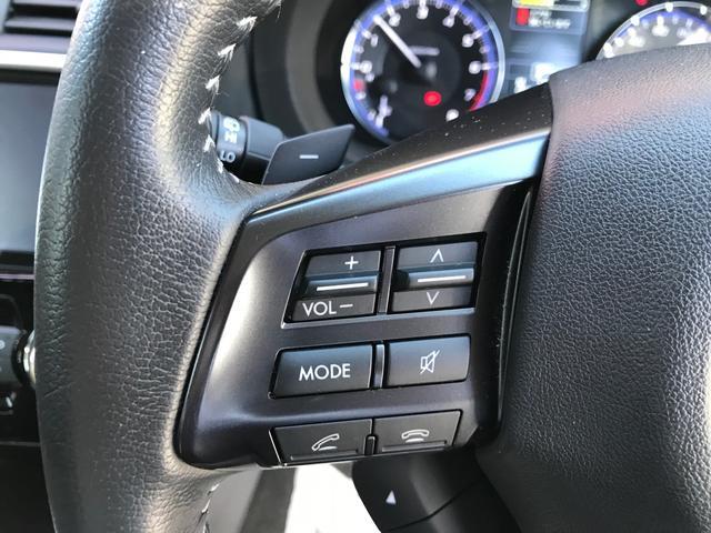 1.6GTアイサイト 4WD ナビ地デジ ETC パドルシフト アイドリングストップ クルコン レーンアシスト LEDライト 社外マフラー スタッドレス付き(10枚目)