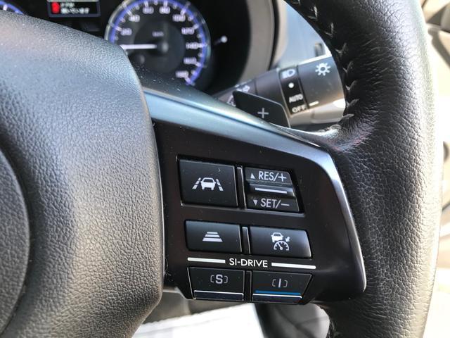 1.6GTアイサイト 4WD ナビ地デジ ETC パドルシフト アイドリングストップ クルコン レーンアシスト LEDライト 社外マフラー スタッドレス付き(11枚目)