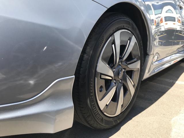 1.6GTアイサイト 4WD ナビ地デジ ETC パドルシフト アイドリングストップ クルコン レーンアシスト LEDライト 社外マフラー スタッドレス付き(15枚目)