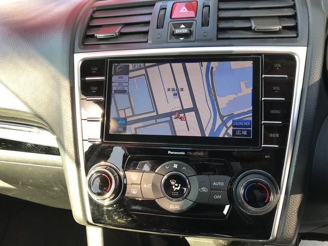 1.6GTアイサイト 4WD レーダークルコン 衝突軽減ブレーキ ナビ地デジ ETC パドルシフト ターボ バックカメラ ドライブレコーダー パワーシート LEDヘッド(4枚目)