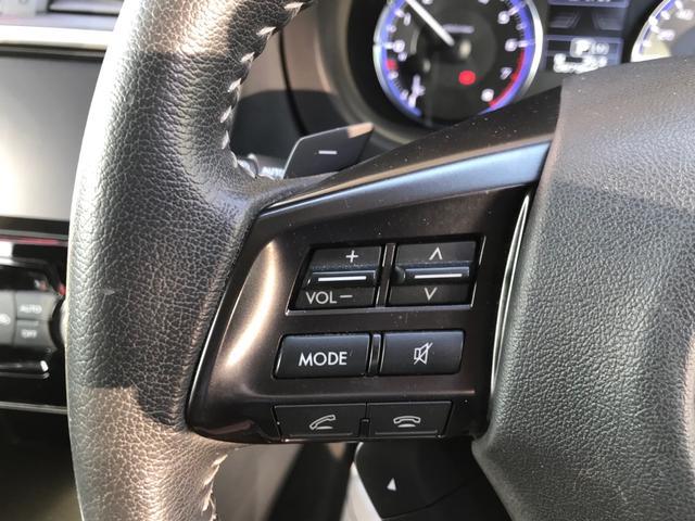 1.6GTアイサイト 4WD レーダークルコン 衝突軽減ブレーキ ナビ地デジ ETC パドルシフト ターボ バックカメラ ドライブレコーダー パワーシート LEDヘッド(10枚目)