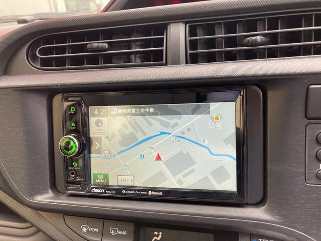L トヨタセーフティセンス 軽減ブレーキ オートハイビーム レーンアシスト ナビ ETC バックカメラ キーレス ハイブリッド車 Bluetooth(7枚目)