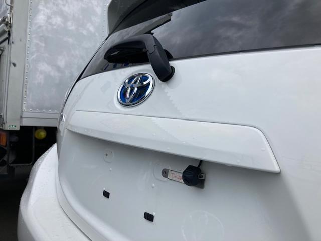 S ナビ バックカメラ キーレス付 ETC装備 パワーウインドウ CDオーディオ 電動格納ミラー レベライザー ハイブリッド車(18枚目)