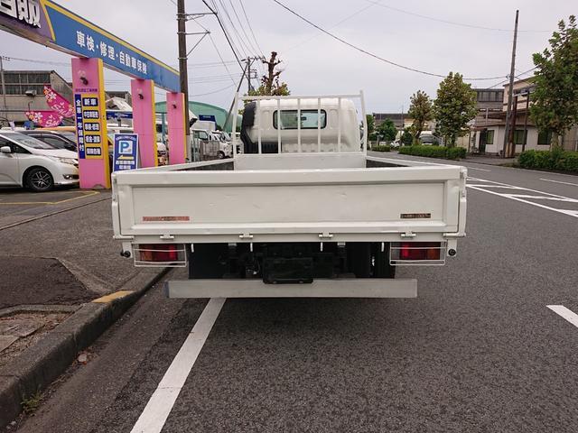 2tワイドロング トラック 後輪ダブル ABS エアコン パワーステアリング パワーウインドウ 4900ccディーゼル ロープ穴8ケ(2枚目)