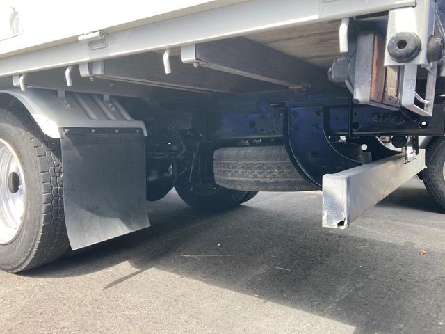 2tワイドロング トラック 後輪ダブル ABS エアコン パワーステアリング パワーウインドウ 4900ccディーゼル ロープ穴8ケ(12枚目)