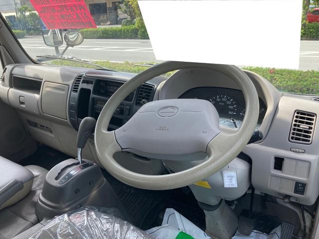 2tワイドロング トラック 後輪ダブル ABS エアコン パワーステアリング パワーウインドウ 4900ccディーゼル ロープ穴8ケ(14枚目)