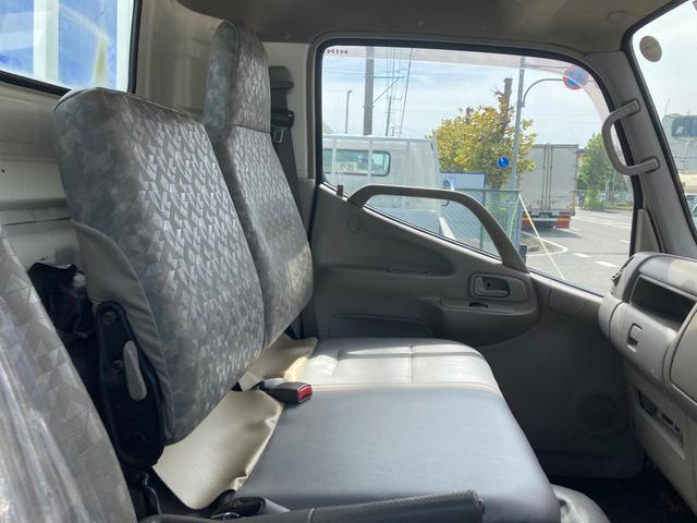 2tワイドロング トラック 後輪ダブル ABS エアコン パワーステアリング パワーウインドウ 4900ccディーゼル ロープ穴8ケ(15枚目)