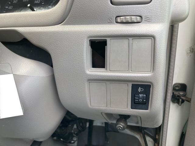 2tワイドロング トラック 後輪ダブル ABS エアコン パワーステアリング パワーウインドウ 4900ccディーゼル ロープ穴8ケ(19枚目)