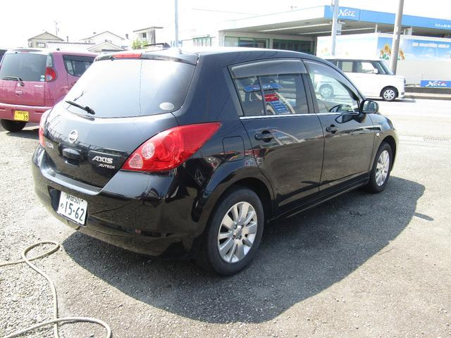 「日産」「ティーダ」「コンパクトカー」「静岡県」の中古車5