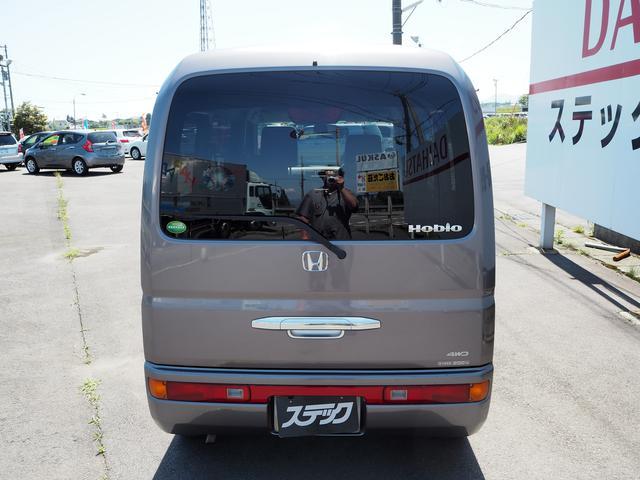 ホンダ バモスホビオプロ ベースグレード 4WD
