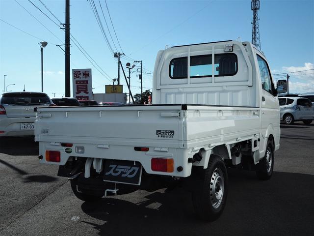 スズキ キャリイトラック KCエアコン・パワステ農繁仕様 4WD