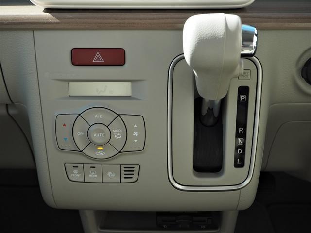 スズキ アルトラパン X 社外8インチメモリーナビ