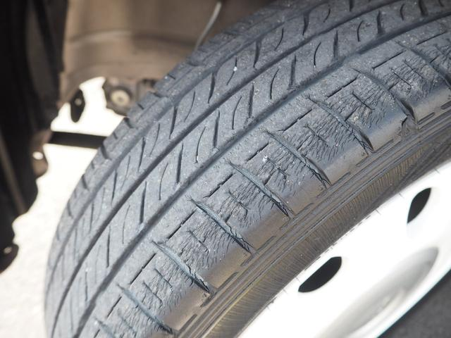 装着タイヤの状態