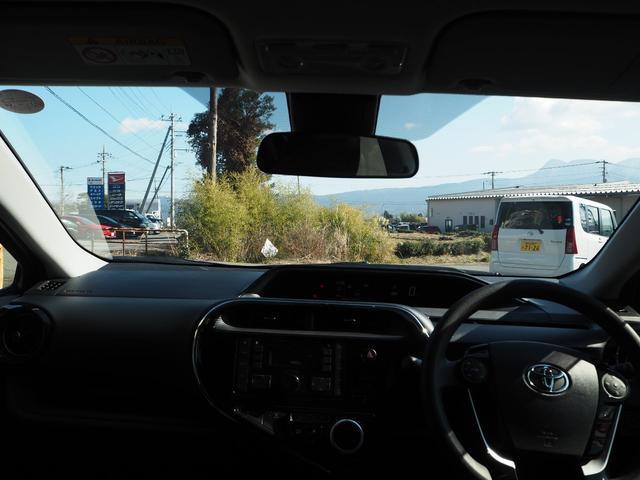 「トヨタ」「アクア」「コンパクトカー」「静岡県」の中古車4