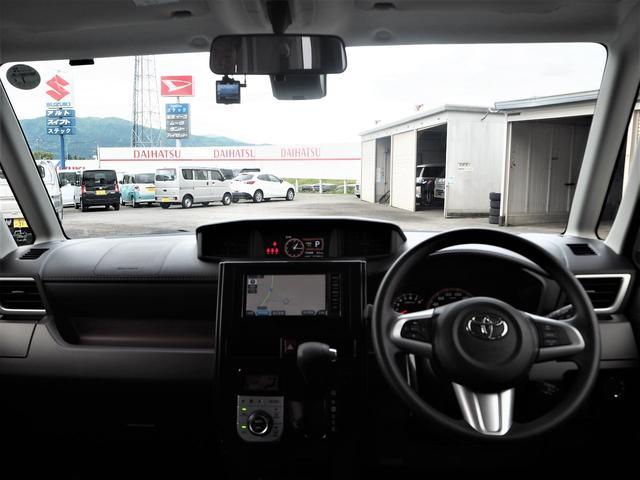 「トヨタ」「ルーミー」「ミニバン・ワンボックス」「静岡県」の中古車4