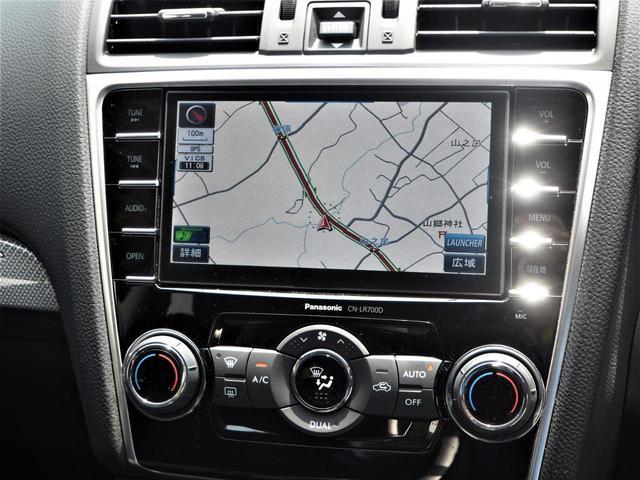 1.6GT-Sアイサイト 純正メモリーナビ・フルセグ・Bluetooth・純正18インチアルミ・ETC・LEDライト・フォグ・オートライト・オートエアコン(14枚目)