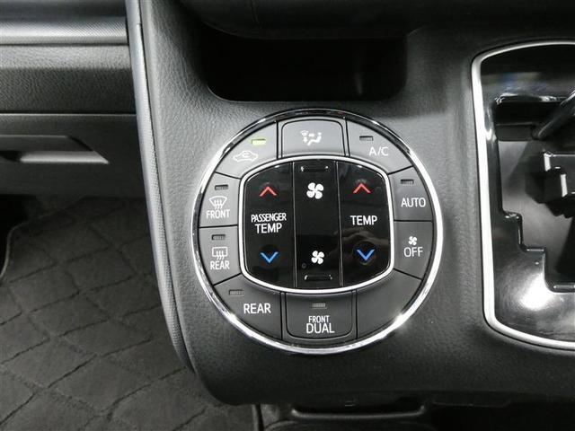 ZS 煌 TSSC 両側電動スライドドア スマートキー フルセグナビ バックモニター ワンオーナー車 LEDヘッドライト フルエアロスポイラー 純正アルミホイール CD/DVD再生付き オートエアコン(9枚目)