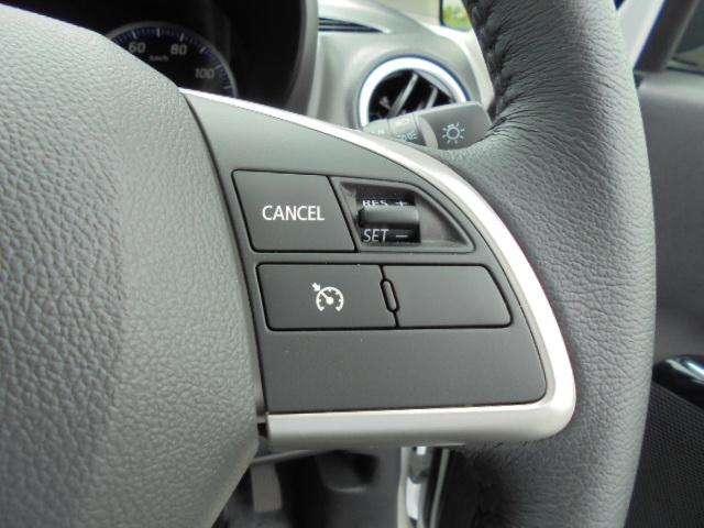 クルーズコントロールがドライバーのアクセルペダル操作そ軽減します